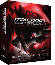 Acoustica mixcraft pro studio инструкция